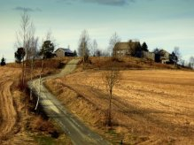 Ellen Toft - En fraflyttet gård i Kroer