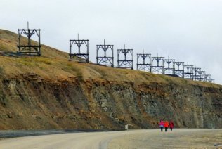 Ellen Toft-Kullvognbane Longyearbyen