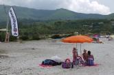 Kari Eng-Strandhandel på Korsika