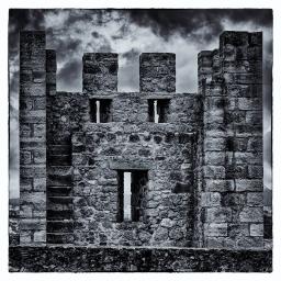 Bjørn Ruistuen - Portrett av et tårn