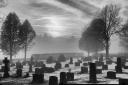 Bjørn Ruistuen - Kirkegård