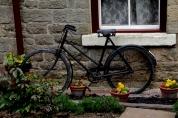Benny Berget - Gammel sykkel