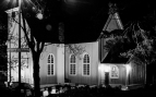 Håvard Rye - Drøbak kirke om natten