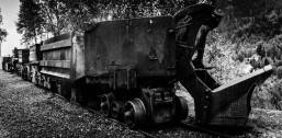 Håvard Rye - Det gamle gruvetoget
