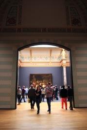 Lara Teso- På museet