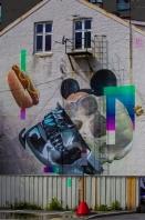 Tom Rolf Ingebretson - Grafitti