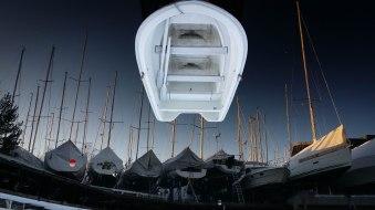 Håvard Rye - Opp-ned-båt