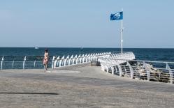 Trygve Nyland Jensen - Pesaro ved Adriatorhavet