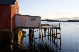 Halvor Roxrud - Brygga