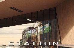 Lara Teso - Rotterdam stasjon