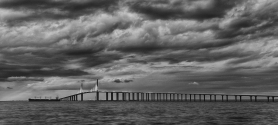 Tom Rolf Ingebretson - Sunshine Skyway Bridge 2