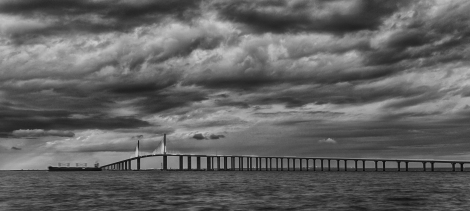 Tom Rolf Ingebretson - Sunshine Skyway Bridge 2