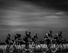 Håvard Rye - Syklister