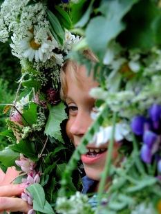 Helge Hagerup - Blomsterbarn