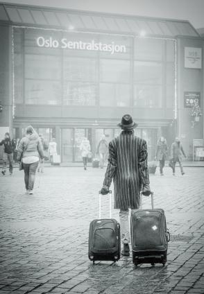 Ragne Lysaker - Den handelsreisende