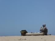 Arnt Lerheim - En solskinnsdag på stranden