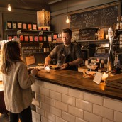Trygve Nyland Jensen - På Cafe