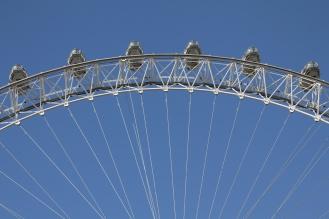 Benny Berget - London Eye