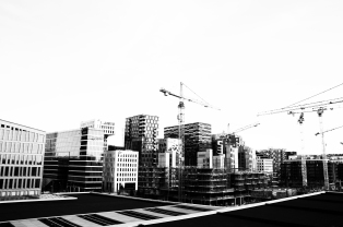 Arkitektur under konstruksjon